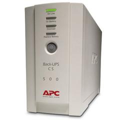 APC STANDBY BACK-UPS (CS)- 650VA- IEC(4)- USB- SERIAL- 2YR WTY