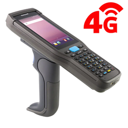 HONEYWELL EDA61K 2D-LR 4G + SCAN HANDLE
