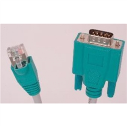 TOSHIBA CABLE RJ45 TO RS232 DB9 2M
