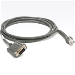 ZEBRA CABLE DATA MP6000 RS232 DB9-F 5M STR