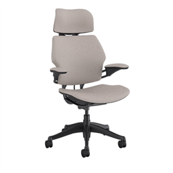 HUMANSCALE CHAIR FREEDOM HR ARMS GRAP/OXY SPRUCE