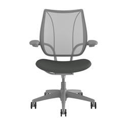 HUMANSCALE CHAIR LIBERTY ADJ ARMS OXY REVIVE