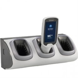ZEBRA DOCK CHARGE 3-BAY MC18 NON-LOCK HD