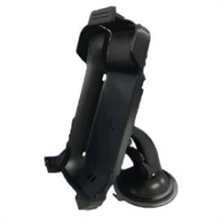 ZEBRA VEHICLE HOLDER W/SUCTION CUP MNT TC2X