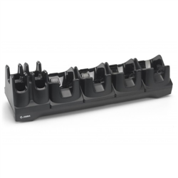 ZEBRA MULTIDOCK CHARGE/BATTERY 4-BAY TC8X