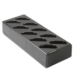 ZEBRA MULTIDOCK CHARGE-ONLY 10-BAY SB1