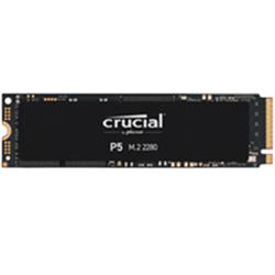 CRUCIAL P5 500GB- M.2 INTERNAL NVME PCIE SSD- 3400R/3000W MB/S- 5YR WTY