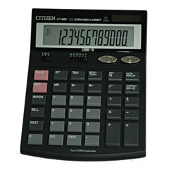 CT-666 CALCULATOR