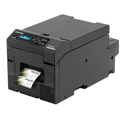 CUSTOM PRINTER TK306 COLOR LED 120V