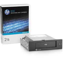 HPE RDX 2TB USB 3.0 INTERNAL DISK BACKUP SYSTEM (2TB)