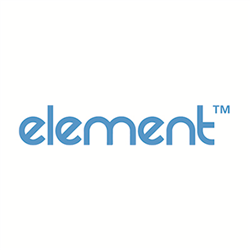 ELEMENT CA850 MAGNETIC STRIPE READER- USB- SILVER