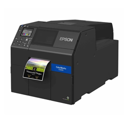 EPSON COLORWORKS CW-C6010P 4IN USB/ETH PEELER