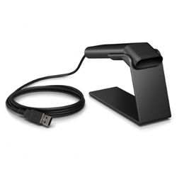 HP SCANNER KIT ENGAGE ONE 2D USB STAND BLK