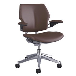 HUMANSCALE CHAIR FREEDOM TASK ARMS BIZON/VAN BRO