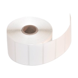 Z-PERFORM 2000T 2INX1IN COATED BRIGHT WHITE ACRYLIC ADHESIVE 5500 LABELS PER ROLL