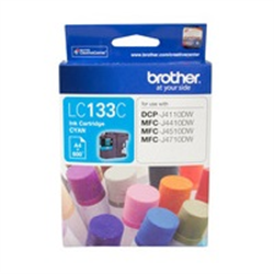 CYAN INK CARTRIDGE TO SUIT DCP-J4110DW/MFC-J4410DW/J4510DW/J4710DW - UP TO 600 PAGES