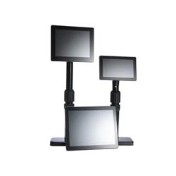 OTEK MINI LCD 8.0IN N/TOUCH USB FLAT STAND BLK