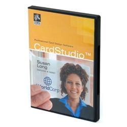 ZEBRA CARD STUDIO SOFTWARE STD