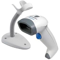 DATALOGIC Q/SCAN L QD2330 LASER STAND USB WHITE