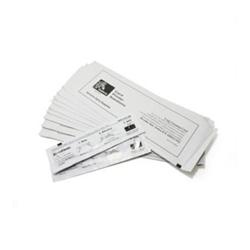 ZEBRA CARD CLEANER KIT ALL PRINTERS 100/BOX