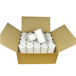 CALIBOR THERMAL PAPER 104 MM X 57 MM 25 ROLLS/BOX RW420