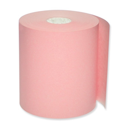 CALIBOR THERMAL PAPER 57X47 100 ROLLS/BOX PINK
