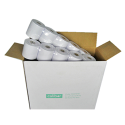 CALIBOR BOND PAPER 57X57 50 ROLLS / BOX