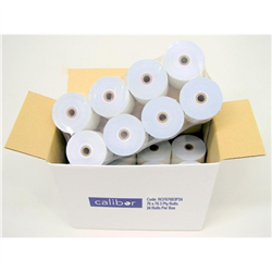 CALIBOR 3 PLY PAPER 76MM X 76MM 24 ROLLS/BOX