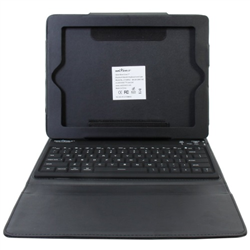 SEAL KEYBOARD 75K IP68 IPAD CASE BT USB BLK