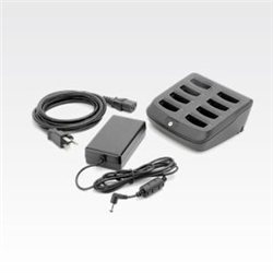 ZEBRA MULTIDOCK KIT BATTERY 8-BAY CS4070 MOUNT