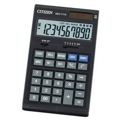 SDC-711A CALCULATOR
