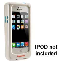 HONEYWELL SCAN SLED CAPTUVO SL22 IPOD5 2D-SR HC