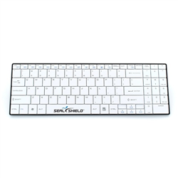 SEAL KEYBOARD 99K IP68 BT WHI
