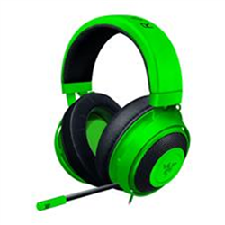 RAZER KRAKEN - MULTI-PLATFORM WIRED GAMING HEADSET - GREEN - FRML PKG