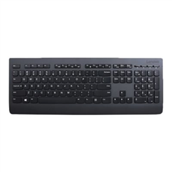 LENOVO LENOVO PROFESSIONAL WIRELESS KEYBOARD- US ENGLISH