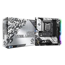 INTEL B460; 4 DDR4 DIMM; 2 PCIE 3.0 X16- 1 PCIE 3.0 X1- 1 M.2 WIFI KEY E; 6 SATA3- 1 ULTRA M.2- 1 ULTRA M.2; 7 USB 3.2 GEN1; HDMI- DISPLAYPORT