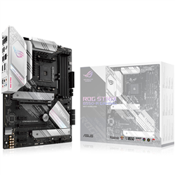 ASUS AMD ROG STRIX B550-E GAMING AMD AM4 (3RD GEN RYZEN) ATX GAMING MOTHERBOARD (PCIE 4.0- NVIDIA SLI- WIFI 6- 2.5GB LAN- 14+2 POWER STAGES