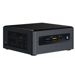 NUC BEAN CANYON NUC8I7BEH 2.5IN HDMI/TB3/USB3/M2 DDR4 GBE