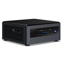 INTEL NUC MINI PC KIT- I7-10710U- DDR4(0/2)- M.2(0/1)- 2.5