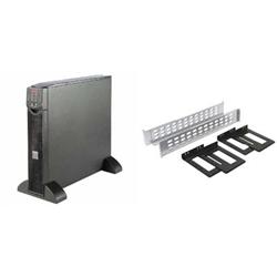 APC SMART-UPS RT 1000VA RM 230 V SURT1000XLI+ RAIL KITSURTRK BUNDLE (31 KGS)