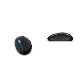 4XSCULPT ERGONOMIC MOUSE + 1XL2 BASIC OPT MSE