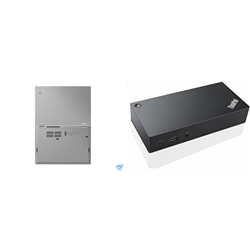 THINKPAD L13 Y 13.3IN T I5-10210U 16G 256G W10P 1 + USB-C DOCK GEN 2(40AS0090AU)