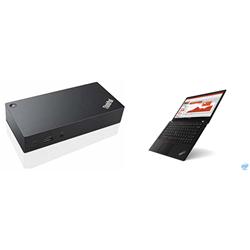 THINKPAD T14 14.0IN I5-10210U 8G 256G W10P 3YOS + USB-C DOCK GEN 2(40AS0090AU)