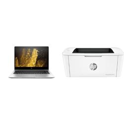 HP 840 G6 I5-8265U PLUS HP LASERJET PRO M15W PRINTER