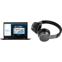 THINKPAD X13-Y 13.3IN T I5-10210U 8G 256G 4G W10P+X1 HEADPHONE(4XD0U47635)