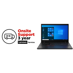 THINKPAD L15 15.6IN I5-10210U 8G 256G W10H 1YDP+3 YEAR ONSITE(5WS0A14086)