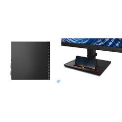 LENOVO M70Q-1 TINY I5-10400T- 256GB SSD- 8GB + LENOVO 23.8