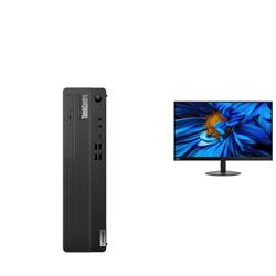 LENOVO M70S-1 SFF I5-10400- 512GB SSD- 16GB + LENOVO 23.8