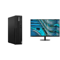 LENOVO M80S-1 SFF I5-10500- 512GB SSD- 8GB + LENOVO 27