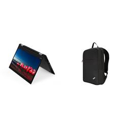 LENOVO X13 YOGA I5-10210U- 13.3 FHD TOUCH- 256GB SSD- 16GB + BACKPACK & USB MOUSE